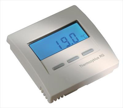 Thermostaat incl .display RG4